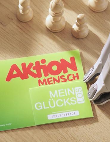 Aktion Mensch | Lotteriekampagne 2016