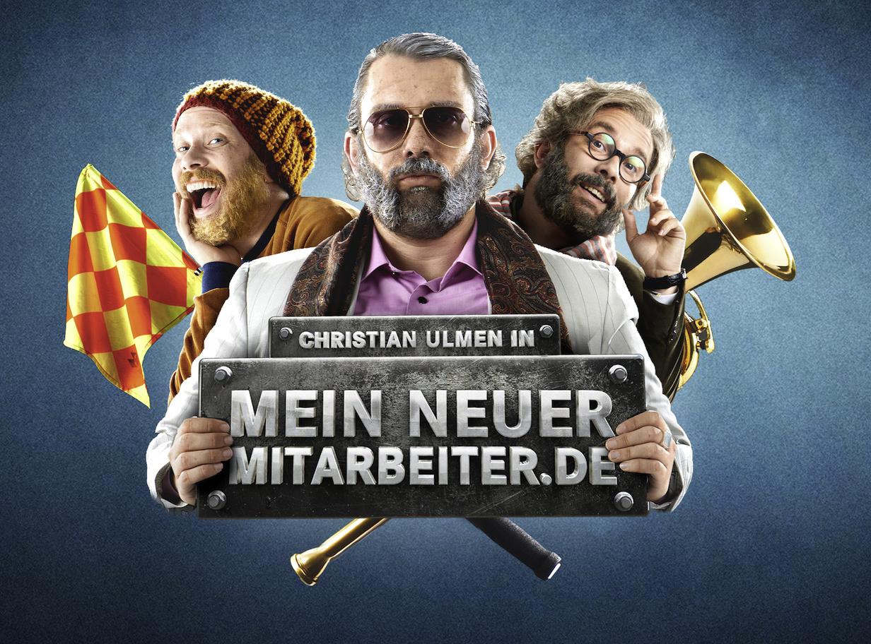 """""""Mein neuer Mitarbeiter"""": Christian Ulmen tritt für Mercede"""
